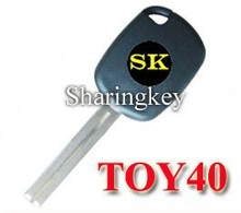 Lexus 4C Duplicable Key Toy40 (long) With Groove