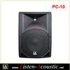 10 inch Two Way Passive Sound Speaker PC-10