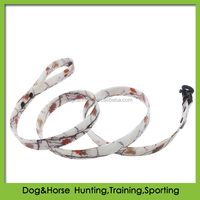 TPU camouflage happy Lead on Dog Walking client