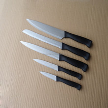 5 pcs Stainless steel kitchen knife set