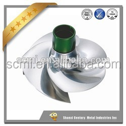 china supplies stainless steel solas impeller