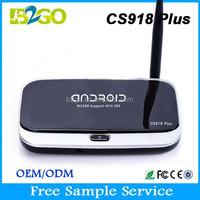 big promotion wholesale cs918 plus RK3288 Quad Core set top box cena