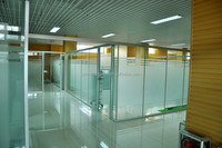 Clear and Color Polished Tempered glass/toughened glass for window,shower door