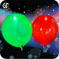 2015 Hot New Products Led Falshing Balloon Glow Manufacturer