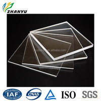 Good Transparency Gloss Cast Acrylic Sheet Chemical Stability and Weathering Resistance