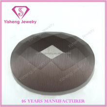 wholesale fake black cat's eye glass gemstone indonesia names for jewels