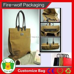 2015 Factory Sale Canvas Bag Wholesale Stylish Canvas Travel Bag