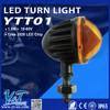 Wholesale 1.5W Amber Round Motorcycle LED turn light 50w h4 conversion led turn light kit