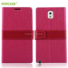 wallet leather case for samsung galaxy Note 3