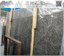 Turkey Composite marble price per square meter Olive grey
