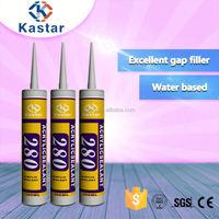 cedar wood glue caulking glue 100%flexible