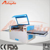 Full Atomatic Gypsum Board Laser Cutting Machine with Left Right Moving Table