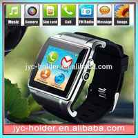 round smart watch , paypal accept u8 smart watch ,H0T050 2014new! for iphone/android smart bluetooth watch phone