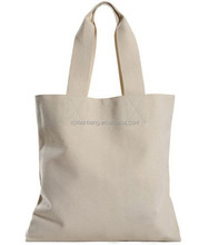 blank canvas tote bag/ recycle cotton bag/ coton bag