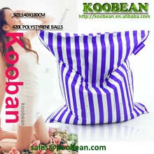 Giant beanbag on sale, beanbag filling excluded,hot sale outdoor bean bag cover waterproof bean bag cover