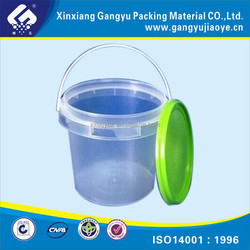 Plastic Bucket for food industri