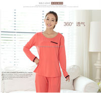 soft cotton material best sale night suit AK159