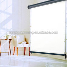 Small window sunshade and waterproof canvas blinds awning