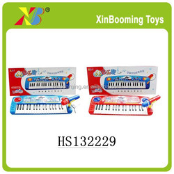 New design plastic electric keyboard toy, electronic organ toy for sale