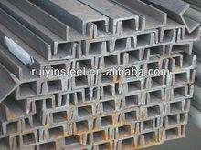 JIS Hot Rolled U Channel Steel
