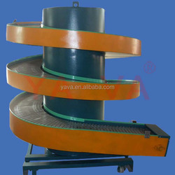 Vertical Spiral Lifting / Screw Lifting Conveyor China Supplier