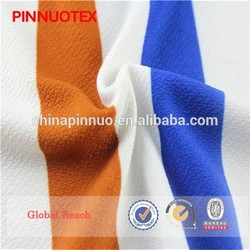 Hot sales china wholesale printed polyester fabric