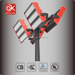 1000w led flood light CE RoHS Certificated led light IP65 waterpfoor outdoor led flood light