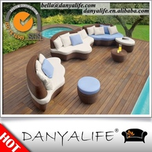 DYSF-R29 Danyalife Luxury Outdoor Enjoyment Synthesis Wicker All Weather Furniture