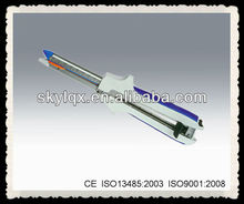 2013 net guns manufacturers of disposable Linear cutter stapler(approved by CE and ISO)