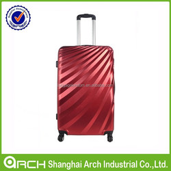ABS+PC abs luggage, trolley case, travel bag