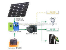 Baykee off grid new products 3KW solar system for home , inverter for solar system
