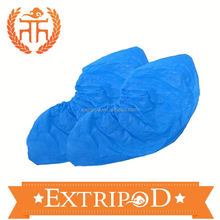 Extripod blue durable shoe cover disposable