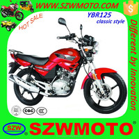 HOT SALE Economic and classic YBR125 street motorcycle with best price