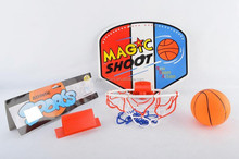 Plastic ball toy 4.5 inch basketballer and basketball backboard wholesale hot new products for 2015 toys for kids