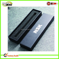 Customized lid and base cheap cardboard pen gift box