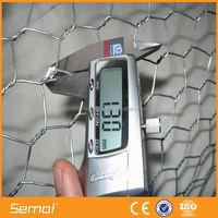 High quality chicken wire mesh / hexagonal wire mesh / rabbit fence