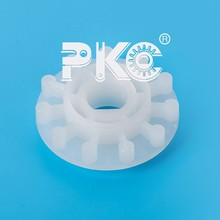 High precison Mould injected OEM plastic nylon 11 teeth small Pin gear Manufacturer best quality low price