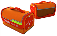 FDA approved oem wholesale promotional earthquake tornado emergency first aid kit for natural disaster