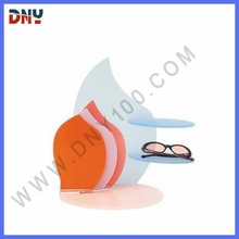 Colorful acrylic heads up display glasses with 2 layers