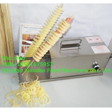 stainless steel spiral potato chips maker,twister potato cutter