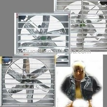Industrial exhaust fan with CE certification