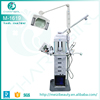 from factory 19 in 1 multifunctional facial machine with magnifying lamp
