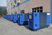 SINGFO Supply 300kw Sielnt Style Powertrain Generators