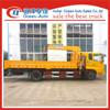 Dongfeng kingrun 5 ton XCMG telescopic crane truck mounted crane