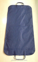 printed non woven customized dress bag dust proof cover