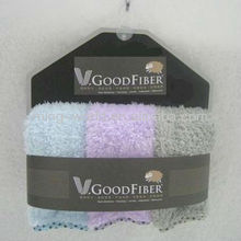 Antibacterial Microfiber Baby Wash Cloth Wholesale