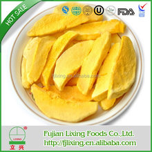 Health food,Certified,Excellent quality hot sell freeze dried mango
