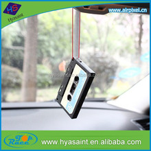 2015 brandnew tape-shape hanging car air freshener fragrance