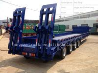 CTAC 4 wheel utility trailer