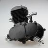 black color 2 Stroke 80cc Motorized Engine Motor For Bicycle,Bike Motorized Gas Kit